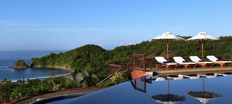 Costa Rica Luxury Beach Hotel - Punta Islita